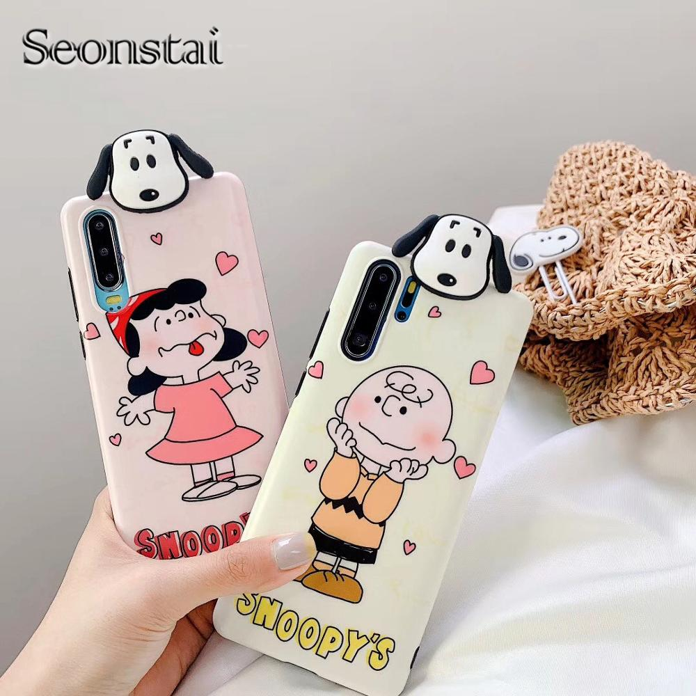 3D Doll Matte Stitch <font><b>Anpanman</b></font> Carton Cute Cartoon Silicone Soft phone <font><b>case</b></font> for <font><b>iphone</b></font> X XR XS 11PRO MAX 7 8 plus cover coque image