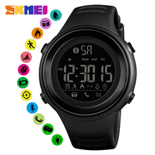 SKMEI Bluetooth Men Smartwatch Pedometer Call Remind Smartwatch Sport Smart Watches Intelligent Wristwatches For Android IOS New стоимость
