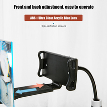 Mobile Phone High Definition Projection Bracket Adjustable Flexible All Angles Tablet Holders  AS99