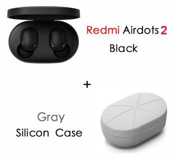 Original Xiaomi Redmi Airdots 2 TWS Earphone Wireless bluetooth 5.0 Earphone Stereo Noise Reduction Mic Voice Control 13