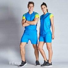 Униформа для волейбола, мужские шорты без рисунка для команды и волейбола, женский спортивный мужской тренировочный костюм, трикотажные из...