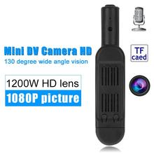 1080P T189 Mini Camera Full Hd Camera Wearable Kleine Pen Camera Mini Dvr Digitale Mini Dv Camera Espia Ondersteuning 32 Gb Kaart(China)