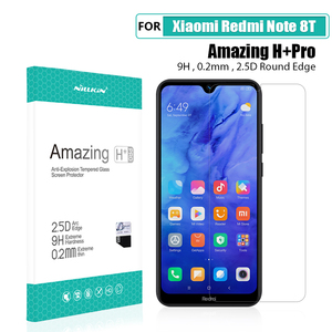 Image 5 - For xiaomi redmi note 8t Glass Screen Protector NILLKIN Amazing H/H+PRO/CP+PRO/XD+ 9H redmi note 8t Tempered Glass Protector
