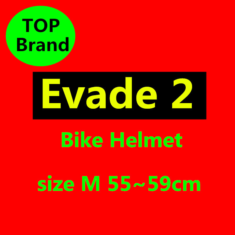 Top Brand Evade 2 Bike Helmet special Cycling Red Road Bicycle Helmet evade II Mtb Sport Cap foxe wilier tld miixno bora sagan D