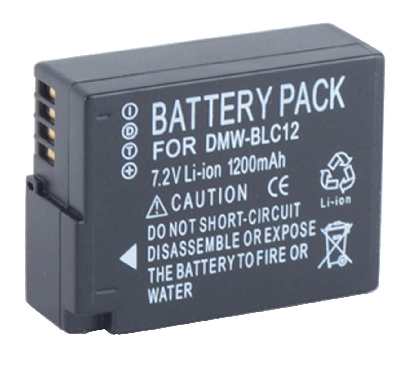 Doble USB Cargador De Batería Para Panasonic Lumix DMC-FZ300 DMC-FZ2000 DMC-FZ2500