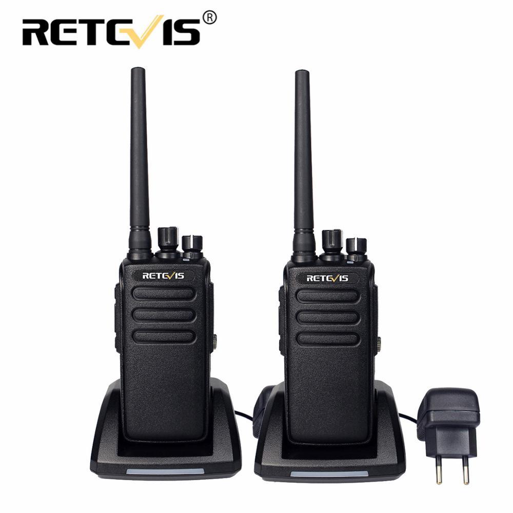 2pcs DMR Retevis RT81 High Power Digital Walkie Talkie IP67 Waterproof UHF VOX Two Way Radio Amador Ham Radio Hf Transceiver