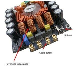 Image 2 - Lusya TDA7498E Power Ampliifer Audio Board 160W*2 Streo HIFI Amp Support BTL 200W Digital Sound Amplifiers H2 002