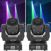 Moving-Head-Light Disco Dj Led-Spot Gobo Effects Stage-Lighting Music Colorful Home 60w