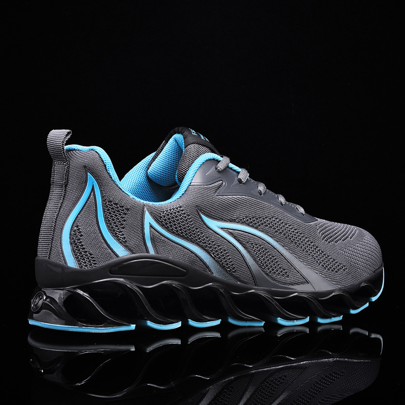 Men Running Shoes Spring Blade Sneakers Cushioning Outdoor Men Sport Shoes Jogging Athletic Shoes Male Trainer Zapatillas Hombre