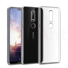Soft Clear TPU Cases For Nokia X3 X5 X6 X7 X71 1 2 2.1 2.2 3