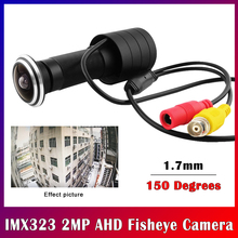 Camera 1080P Peephole Surveillance-Camera Neocoolcam Fisheye Cctv Mini AHD Imx323-Sensor
