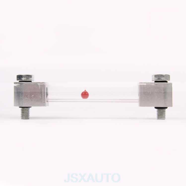 Hydraulische olie gauge olie gauge hydraulische olie niveau kalibratie voor CATERPILLAR CAT E320B/C/D