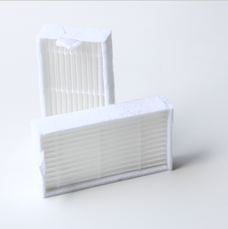 Replacement HEPA Filter For ILIFE V50 V5S Pro Robot Vacuum Cleaner Parts Spare Replacement Kits Cleaning Robot Vacuum Cleaner