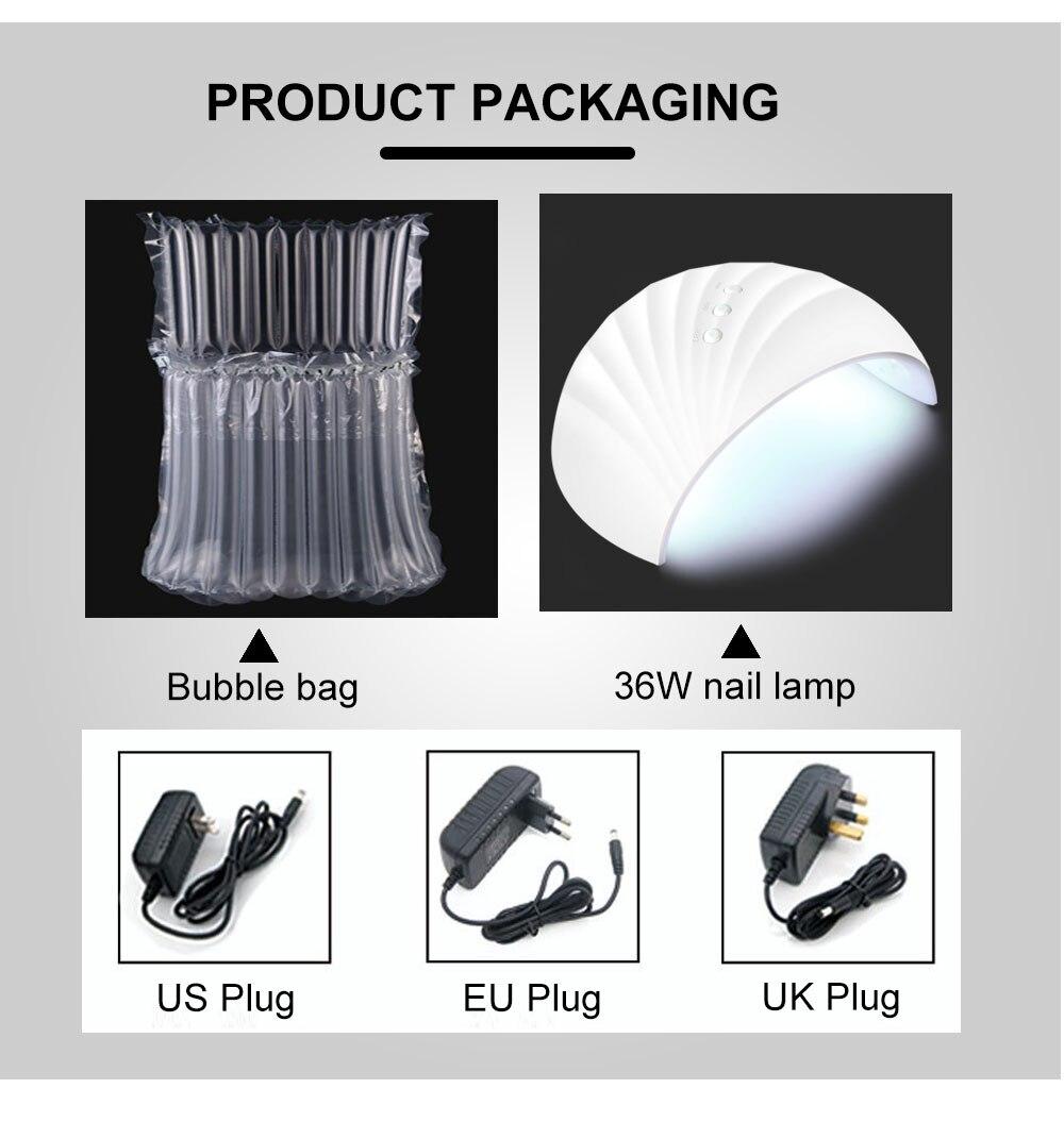 secador de unha luz solar profissional inteligente 05