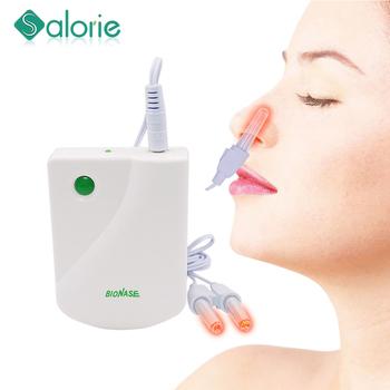 BioNase nos nieżyt nosa zapalenie zatok leczenie nosa masaż katar niska częstotliwość Laser pulsujący katar leczenie tanie i dobre opinie SALORIE CHINA GD02-B