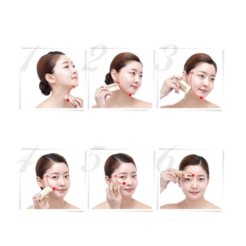 Anti-aging Cream Cirmage Lifting Stick 23g Anti-Wrinkle Face Beauty Facail Cleaner Brush Washing Brushes Skin Lifting Massage
