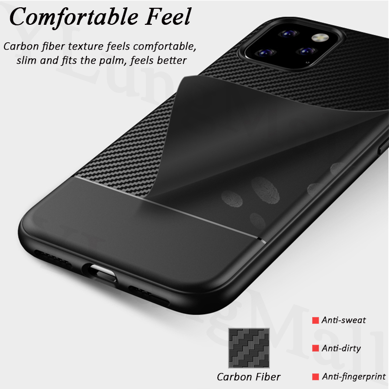 Binbo Carbon Fiber Case for iPhone 11/11 Pro/11 Pro Max 6