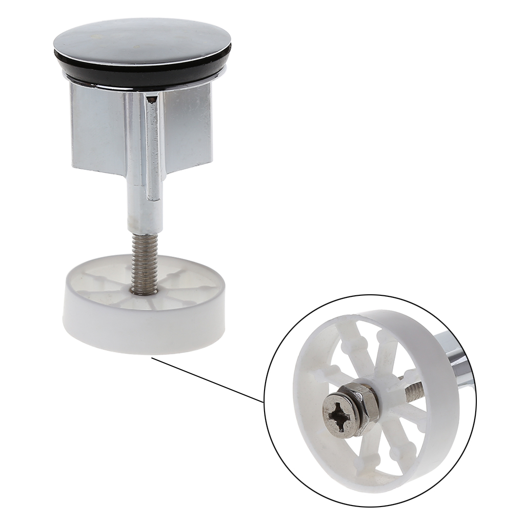 Drop Ship Basin Pop-up Drain Plug Bathtub Sink Water Stopper Europe Standard Size For Bathroom Kitchen