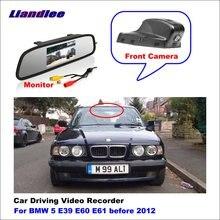 Liandlee Car DVR Wifi Video Recorder Dash Cam Camera For BMW 5 E39 E60 E61 before 2012 Night Vision APP