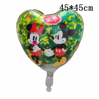 Giant Mickey Minnie Mouse Balloons Disney cartoon Foil Balloon Baby Shower Birthday Party Decorations Kids Classic Toys Gifts 9