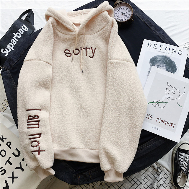 SORRY I AM NOT THEMED HOODIE (2 VARIAN)