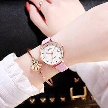 Hot Sell Newest Luxury Brand Geneva Watch Womens Watches Silica Quartz Dress Ladies Wrist Waterproof relogio feminino