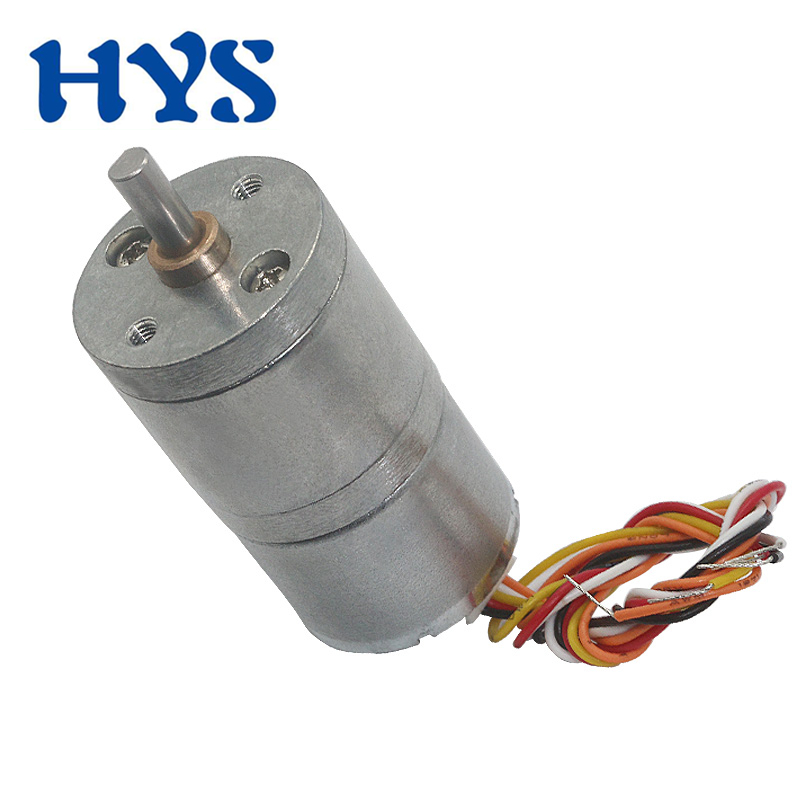 DC 12V 24V Gear Motor BLDC Electric Mini Reducer 12 Volt V Micro Brushless Motors 8.5/11/19/23/42/1977rpm self lock JGA25-2418