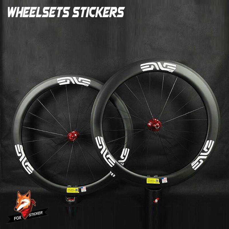 2019 etiquetas para duas rodas adesivos carbono reflexivo adesivos para rodado de carbono 700c clincher jantes