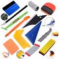 FOSHIO автомобильные аксессуары, товары, набор инструментов для виниловой упаковки, магнитный скребок, скребок PPF, нож для обертывания пленки и...