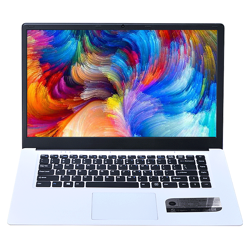 "2019 Newest 15.6"" Ultra-thin Laptop Intel Z8350 Quad Core 4G+64G SSD M.2 Computer WiFi"