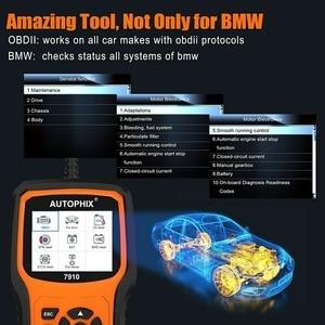 Autophix 7910 Car OBD2 Scanner