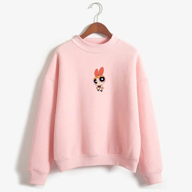THE POWERPUFF GIRL SWEATSHIRT (28 VARIAN)