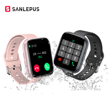 SANLEPUS Smart Watch Bluetooth Calls 2021 NEW Waterproof Smartwatch For Men Women Heart Rate Monitor For Android Apple Xiaomi