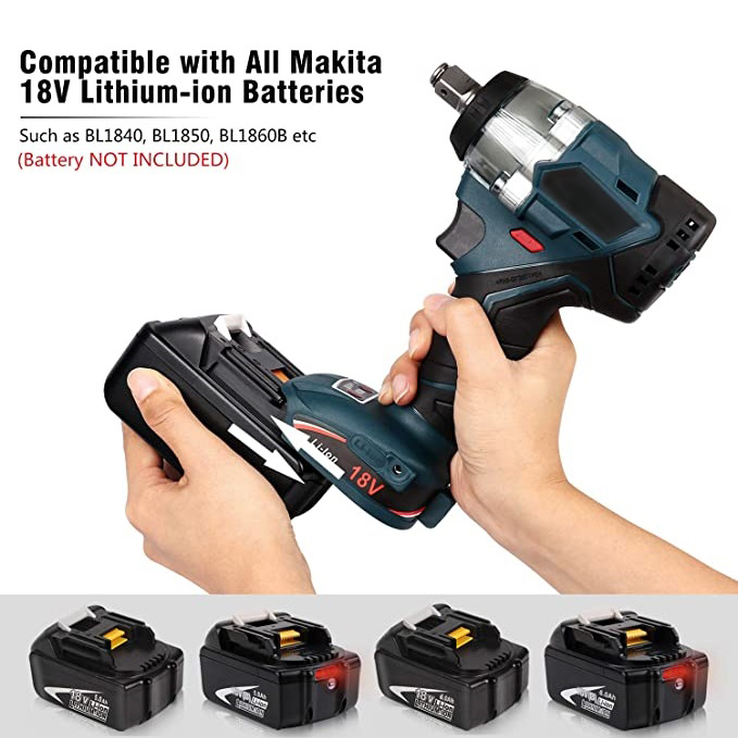 Hc27b8ff936cb4e8fb78de30e23afe6f8r - Abeden Brushless Electric Impact Wrench 18V 350 N.m Cordless Screwdriver Speed Rechargable Drill Driver LED Light for makita
