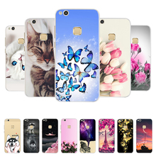 P10 Lite Cover For Huawei P10 / Huawei P10 Lite Fashion Soft Silicone TPU Phone Case Cover For Huawei P10 P 10 Lite Capa Fundas spiral notebook newest diary book vintage pirate anchors pu leather note book replaceable xmas gift traveler journal