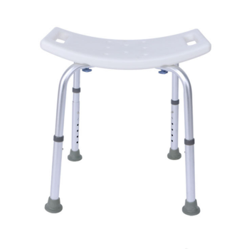 Aid Seat Without Back Chair Height Adjustable Non Slip Toilet Seat Disabled Home Adult Elderly Pregnancy Kids Bath Shower Stool