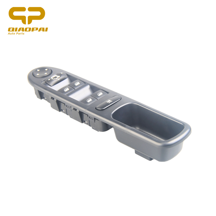 Window Lever Window Master Switch Power Window Lifter Switch Auto Window Switch Control Button 6554.KT 6554kt For Peugeot 307