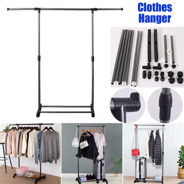 Deluxe Clothes Hanger 3