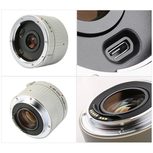 Image 5 - Conversor de lente para canon ef, conversor de lentes para canon ef 5d ii C AF 2xii m câmera 1200d 750d dslr