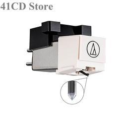 1 pçs de alta qualidade 3600l cartucho magnético stylus com lp vinil agulha acessórios para fonógrafo gramofone captador