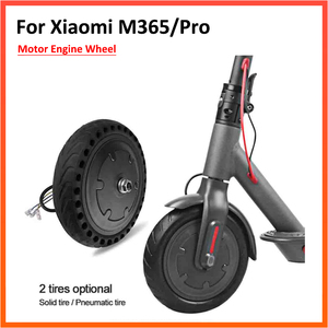 350W Engine Motor Wheel For Xi