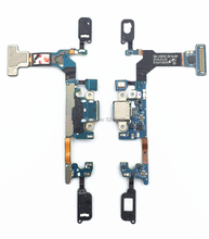 1pcs Micro USB Charging Charger Port Dock mini Connector Flex Cable For Samsung Galaxy S7 G930F SM-G930F PCB Circuit board samsung galaxy s7 sm g930f 32gb black