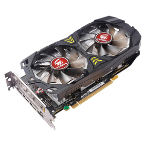 Image 4 - Veineda Video Card Radeon RX 570 8GB 256Bit GDDR5 1244/6000MHz Graphics Card PC Gaming for nVIDIA Geforce Games rx 570 8gb
