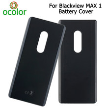 ocolor For Blackview MAX 1 Battery Cover Hard Bateria Protective Back Cover Replacement For Blackview MAX 1 Battery Back Cover(China)