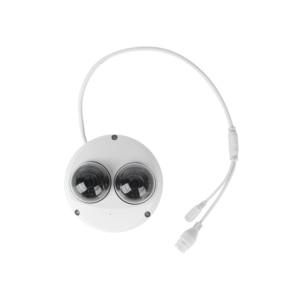 Image 3 - มาใหม่2X2MP Starlight IR Mini Domeกล้องDualเลนส์HDBW4231F E2 M,การจัดส่งDHLฟรี