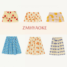 ZMHYAOKE-TAO NEW 2020 Summer Baby Girls Casual Skirts Fashion Beach Christmas