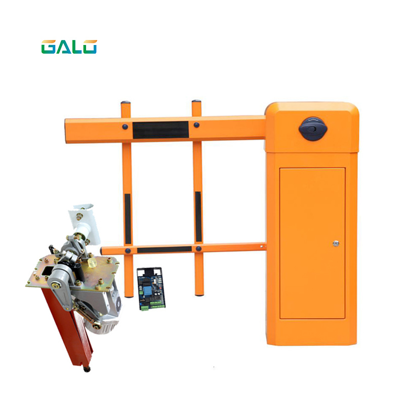 Vehicle Access Control Fence Arm Boom Traffic Barrier Gate Aluminum Fence Barrier Gate Motor Automatic Wall Safety Parking Syste