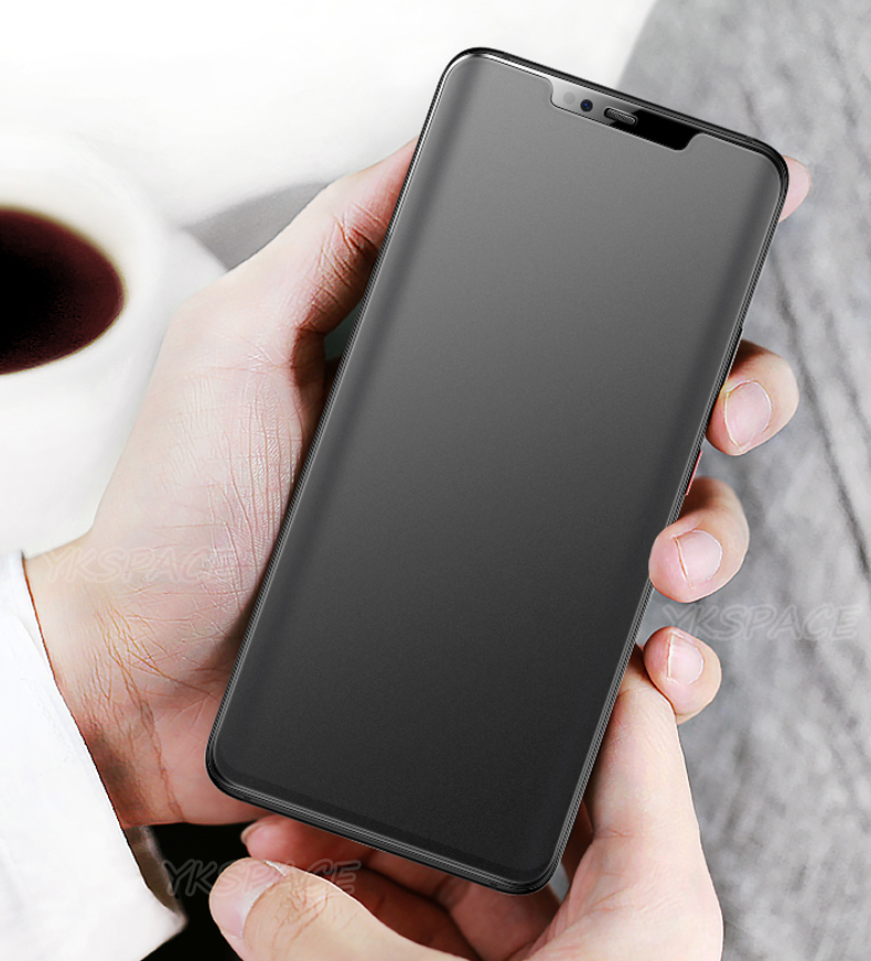 3D Curved Matte Screen Protector For <font><b>Huawei</b></font> <font><b>Mate</b></font> 10 <font><b>20</b></font> <font><b>Pro</b></font> X 20X 30 Lite Frosted 9H Tempered <font><b>Glass</b></font> Anti No Fingerprints image
