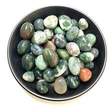 100g natural crystal stone grass agate gravel  landscaping decoration aquarium