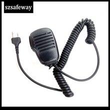 Ręczny na ramię mikrofon głośnikowy do obsługi MIDLAND Walkie Talkie G6/G7/G8/G9 GXT550 GXT650 LXT80